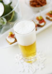 ビールの写真素材 [FYI03037899]