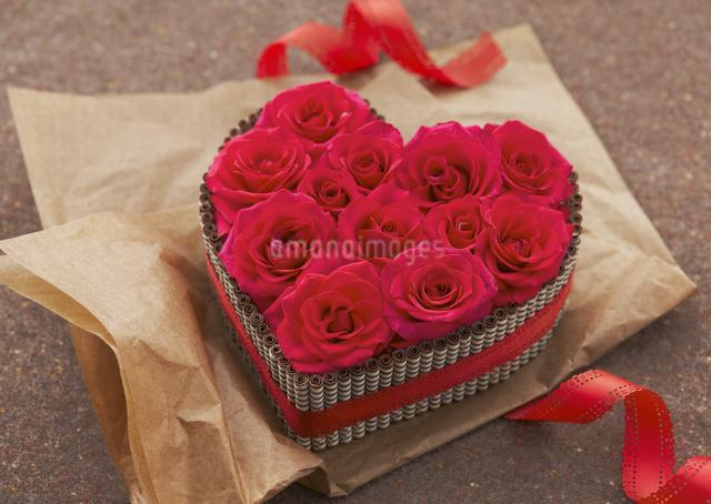 バレンタインイメージの写真素材 [FYI03038439]