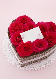 バレンタインイメージの写真素材 [FYI03038444]