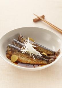 イワシの生姜煮の写真素材 [FYI03040673]