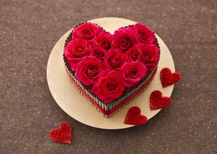 バレンタインイメージの写真素材 [FYI03041235]