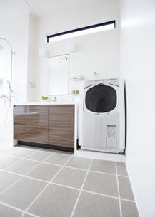 ドラム式洗濯機の写真素材 [FYI03041767]