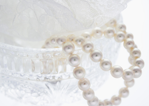 真珠の写真素材 [FYI03042183]