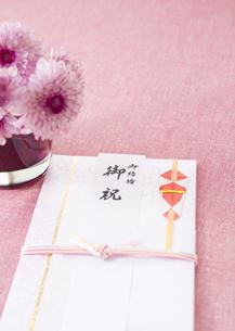 婚礼用の祝儀袋の写真素材 [FYI03042213]