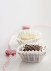 チョコレートの写真素材 [FYI03042737]