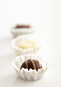 チョコレートの写真素材 [FYI03042743]