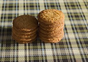 クッキーの写真素材 [FYI03043024]