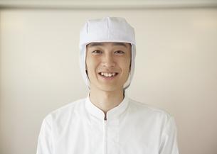 食品加工作業員の写真素材 [FYI03043428]