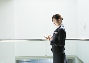 秘書の写真素材 [FYI03043439]