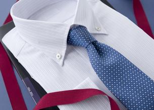 ワイシャツとネクタイの写真素材 [FYI03043741]
