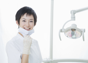 歯科衛生士の写真素材 [FYI03047154]