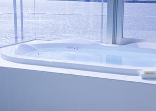 浴槽の写真素材 [FYI03047574]