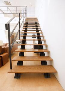 階段の写真素材 [FYI03048229]
