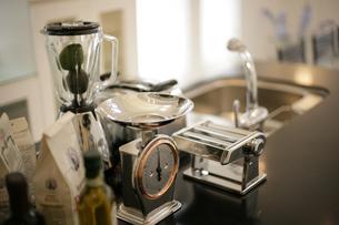 キッチンの写真素材 [FYI03048713]