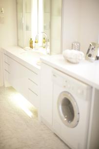 洗面化粧台の写真素材 [FYI03048718]