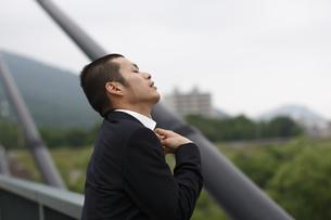 ビジネスマンの写真素材 [FYI03049247]
