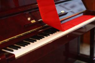 ピアノの写真素材 [FYI03050169]