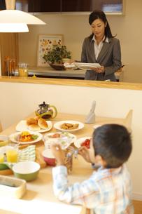 朝食シーンの写真素材 [FYI03050496]