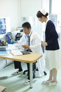 医師と看護師の写真素材 [FYI03050714]