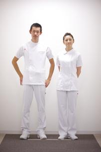 笑顔の看護師の写真素材 [FYI03050797]