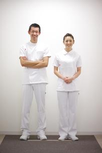 笑顔の看護師の写真素材 [FYI03050800]