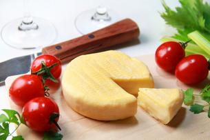 チーズの写真素材 [FYI03051015]