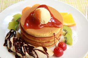 パンケーキの写真素材 [FYI03051563]