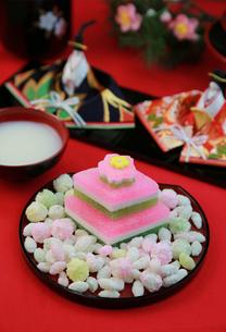 和菓子の写真素材 [FYI03052008]