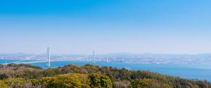 明石海峡大橋の写真素材 [FYI03052550]