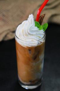 コーヒーフロートの写真素材 [FYI03052954]