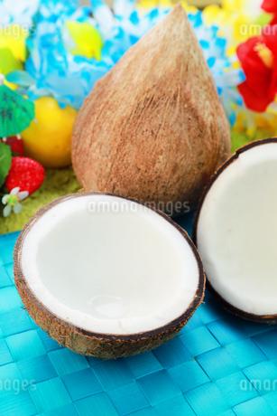 オールドココナッツの写真素材 [FYI03053126]