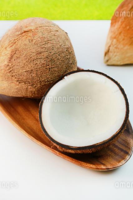 オールドココナッツの写真素材 [FYI03053129]
