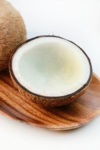 オールドココナッツの写真素材 [FYI03053130]