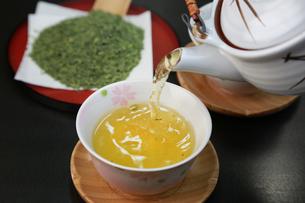 お茶の写真素材 [FYI03053244]