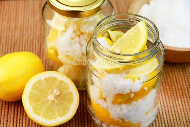 塩レモンの写真素材 [FYI03053286]