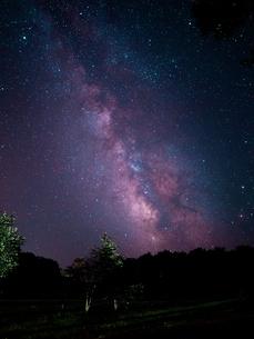 天の川銀河の写真素材 [FYI03055027]