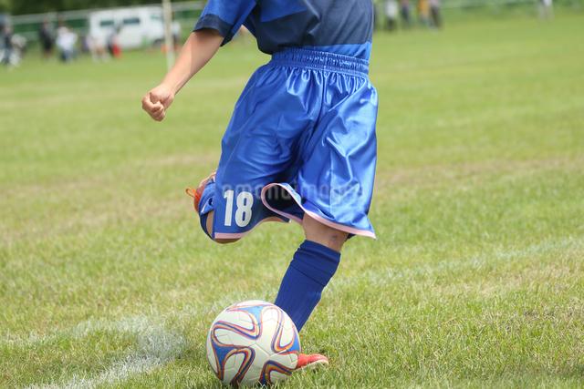 サッカー フットボールの写真素材 [FYI03055267]