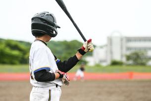 少年野球の写真素材 [FYI03055358]