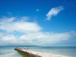 沖縄の海の写真素材 [FYI03055366]