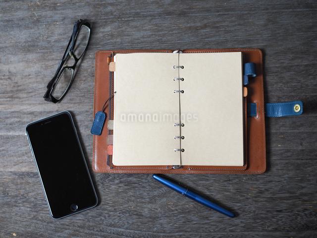 ビジネスの道具の写真素材 [FYI03055413]