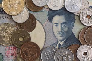 日本円の写真素材 [FYI03055435]