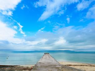 沖縄の海の写真素材 [FYI03055457]