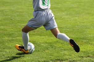 サッカー フットボールの写真素材 [FYI03055721]