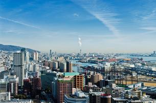神戸の街並の写真素材 [FYI03055734]