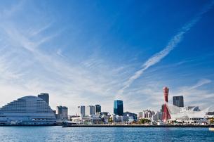 神戸の街並の写真素材 [FYI03055774]