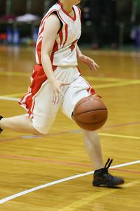 バスケットボールの写真素材 [FYI03055903]