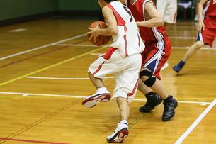 バスケットボールの写真素材 [FYI03055908]