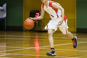 バスケットボールの写真素材 [FYI03055911]