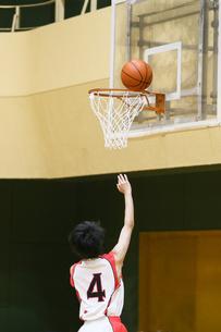 バスケットボールの写真素材 [FYI03055919]
