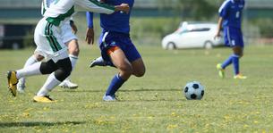 サッカー フットボールの写真素材 [FYI03055920]